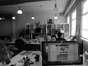 Hopping mad designs office