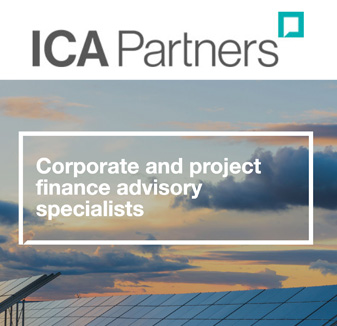 ICA Partners - web design by hopping mad designs