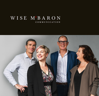 Wise McBaron - web design by hopping mad designs