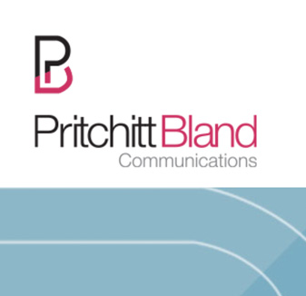 Pritchitt Bland Communications - web design portfolio